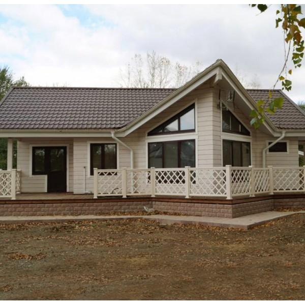 Строительство деревянных домов из клееного бруса