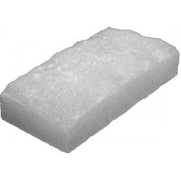Гималайская соль Белый кирпич 200 х 100 х 50