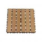 Деревянный коврик для пола SAWO, внутренний блок 595-D-BC
