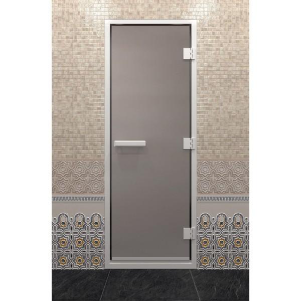 Дверь для хамама DoorWood Хамам Сатин