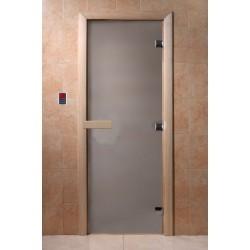 Дверь для сауны DoorWood Сатин