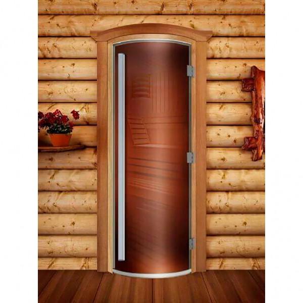 Дверь DoorWood Престиж Радиусная