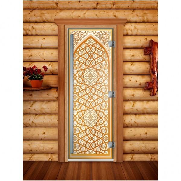 Дверь DoorWood Престиж с фотопечатью А026