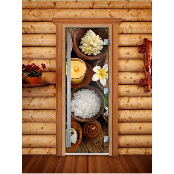 Дверь DoorWood Престиж с фотопечатью А058