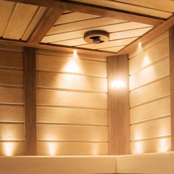 Комплект освещения сауны Cariitti VPL10L — E511