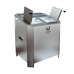 Электрическая паротермальная печь для бани и сауны «ПАРиЖАР» 18 / 24 кВт