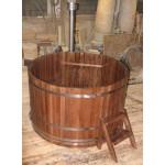Офуро из дерева City Wood