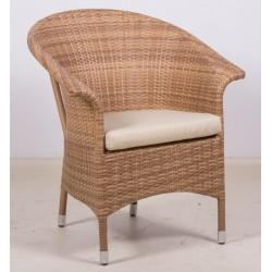 Кресло из искусственного ротанга ТЕРРАСА Люкс Рио