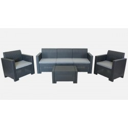Комплект мебели B:Rattan Nebraska 3 Set