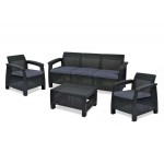 Комплект мебели Keter Corfu Triple Set