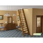 Деревянная Лестница К-007М-28