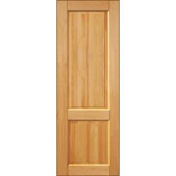 Деревянная дверь - полотно Модерн