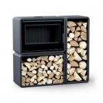 Дополнительное оснащение: Ящик для дров