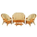 Комплект мебели из натурального ротанга Giku Копакобама
