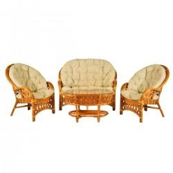 Комплект мебели из натурального ротанга Копакобама