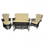 Комплект мебели из натурального ротанга Лаундж