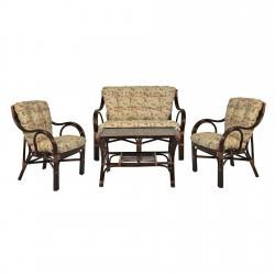 Комплект мебели из натурального ротанга Макита