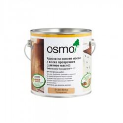 Цветные масла прозрачные OSMO Dekorwachs Transparent Töne
