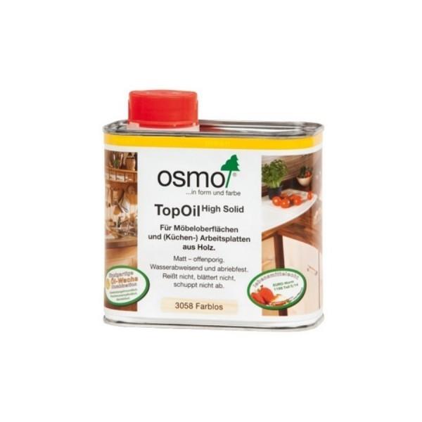 Масло с твердым воском для мебели и столешниц OSMO TopOil