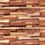 Деревянная мозаика Геометрик 12