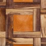 Деревянная мозаика Касуми 5 микс из разных пород дерева
