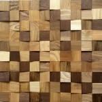 Деревянная мозаика Сакура 17