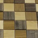 Деревянная мозаика Тессера 4V 9