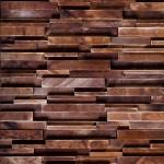 Деревянная мозаика Викинг 1 колерованная