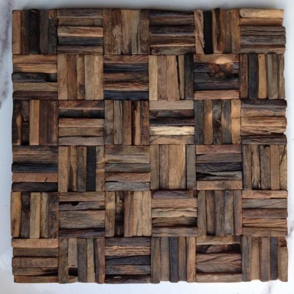 Деревянная мозаика MCM007