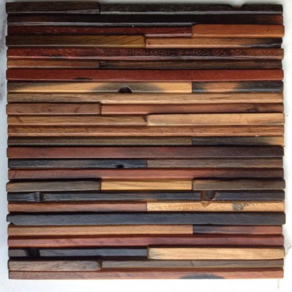Деревянная мозаика MCM011