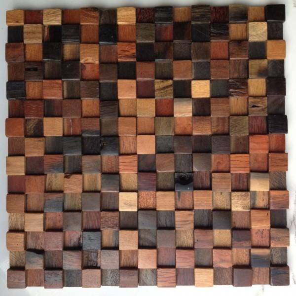 Деревянная мозаика MCM012