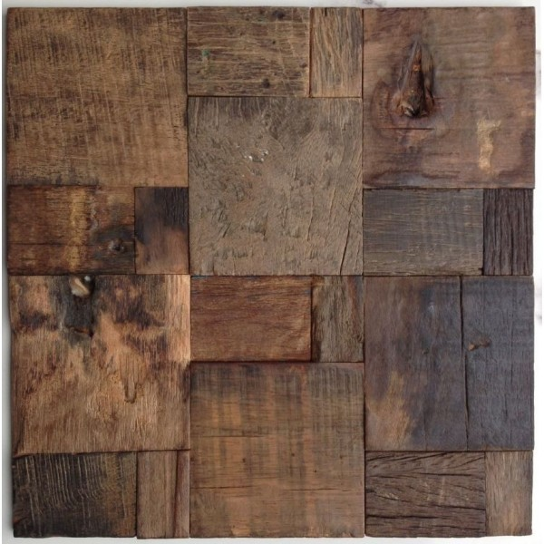 Деревянная мозаика MCM024
