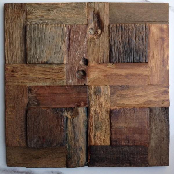 Деревянная мозаика MCM033