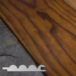 Вагонка термо-радиата 15x90+ДШ