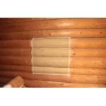 Герметизация швов деревянных домов и бань
