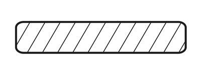 Планка 9 кедр 70х20