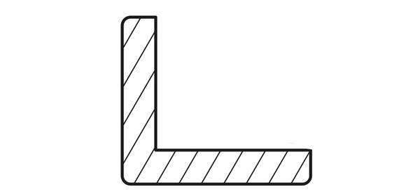 Уголок 18 кедр 45х40
