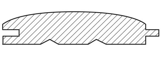 Вагонка. Блок-хауз профиль 20х95