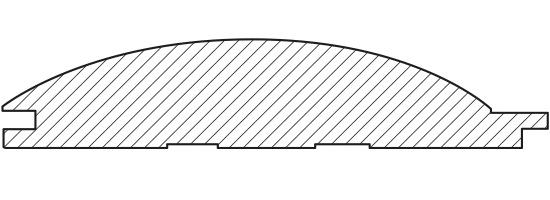 Вагонка. Блок-хауз профиль 27х140
