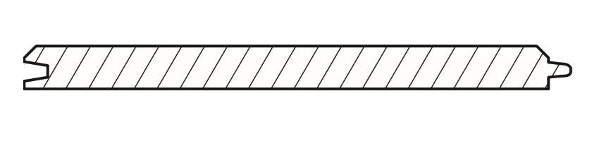 Вагонка кедр фазепрофиль 11х140