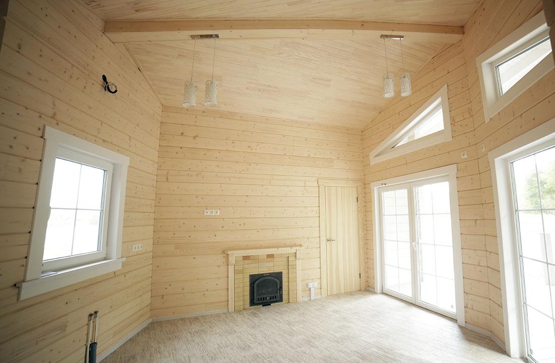 Окрашивание деревянных поверхностей (4)