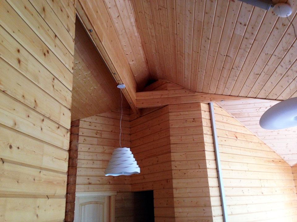 Окрашивание деревянных поверхностей (5)