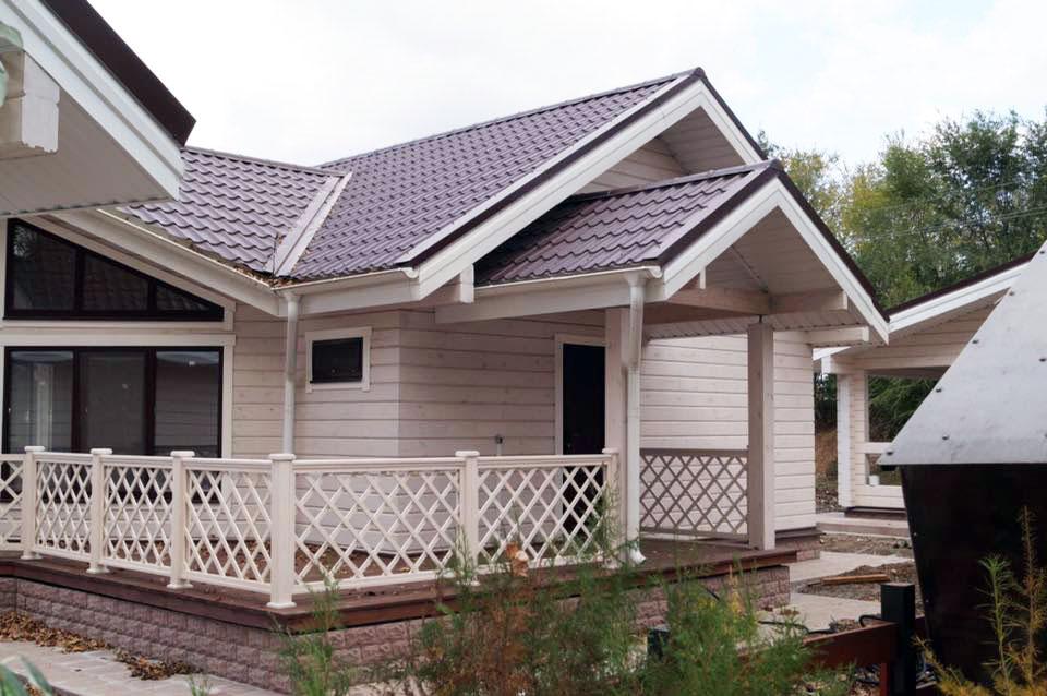 Окрашивание деревянных поверхностей (7)